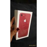 Iphone 7 128gb Red Edicao Limitada