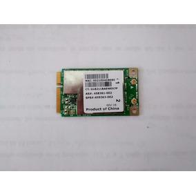 Tarjeta Red Wifi Laptop Hp Mini 2133 459263-002