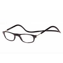 Óculos Armação Masculina Feminina Leitura Magnético Imã +2,5