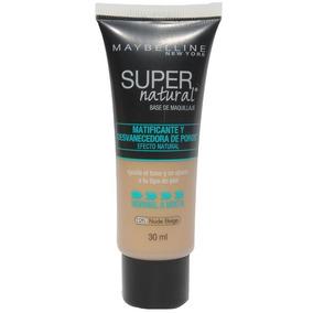 Maybelline Base Fluida Super Natural Mat P Normal Mixta