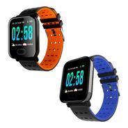 Reloj Smartwatch Vak C1 Deportivo, Pulso Cardiaco, Distancia