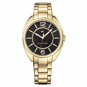 Relógio Tommy Hilfiger Feminino Aço Dourado - 1781695