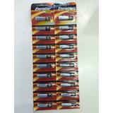 Energizer Pila Aaa Alcalina $ 13.70 Tira X 20 Uni. $274