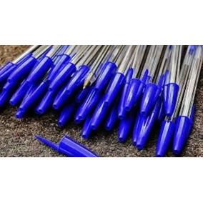Caneta Bic Azul