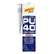 Silicone Especial Para Calhas Poliuretano 400g Mundial Prime