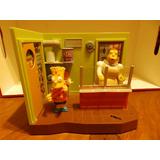 Los Simpsons Playset Cafeteria