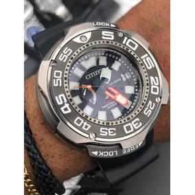 f67a33cd013 Citizen Aqualung Meia Lua - Relógios De Pulso no Mercado Livre Brasil