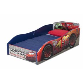 Cama De Lujo Infantil De Madera Disney Cars