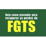 Kit Ação Correção Das Contas Fgts 1999-2016 Cálculo Planilha