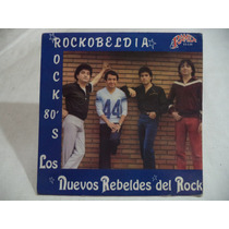 Los Nuevos Rebeldes Del Rock 1983 Lp Versiones En Español
