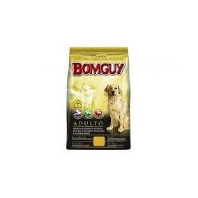 Bomguy Premium Ração Filhote E Adulto 20 Kg