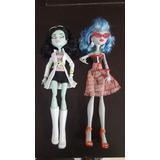 Monster High Scarah Screams, Ghoulia Precio X C/u