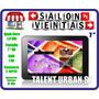 Tablet Talent Urban S7 Pantalla De 7 Hd Economica !!!