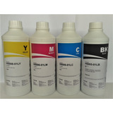 Tinta Para Impressora K8600 K5400 Hp 1 Litros