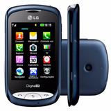 Celular Lg Wink Tv E300 Azul Pronta Entrega Nf Garantia