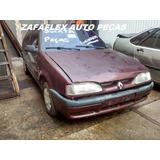 Sucata Renault 19 Rn 1.6 8v 1995 2 Pts - Somente Peças