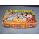 Brinquedo Antigo, Jogo Duro De Roer Do Gugu, Da Estrela.