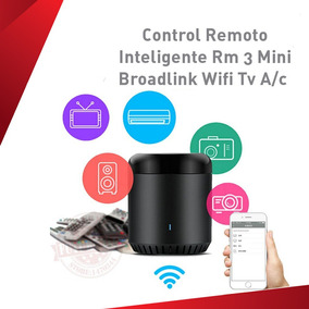 Control Remoto Inteligente Rm 3 Mini Broadlink Wifi Tv A/c