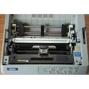 Impressora Epson Matricial Fx 890 Fx-890 Bivolt 110v Ou 220v