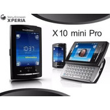 Sony Ericsson Xperia X10 Mini Pro 3g, Cam. 5mp Wi-fi Novo!!