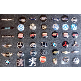 Emblemas Para Llaves, Ford,vw,nissan,honda,seat,audi,mini