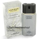 Ted Lapidus Hombre Perfume Original 100ml Perfumesfreeshop!!