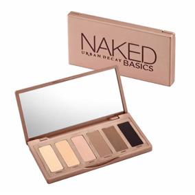 Paletinha De Sombra Naked Basic