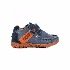 Botin 155-02115 Tenis Zapatos Levis Niño 13-15