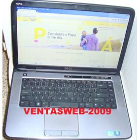 Laptop Portatil Dell Xps L502x Como Nuevo Negociable