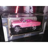 Auto A Escala 1/24 Chevy Impala 1958