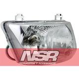 Farol Optica Luz Delantera Honda Wave Con Acrilico Nsr Motos
