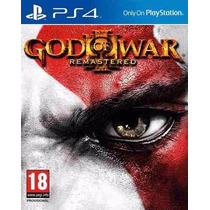 God Of War Iii Remastered Psn Ps4 Original 1 Dublado Pt/pt