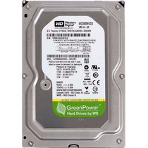 Hd 500gb Western Digital Pc E Dvr Sata 3gbs Wd Green Power