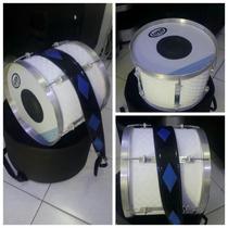 Zabumba 18 X30 + Bag Luxo