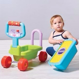 Andador Caminador Pata Pata Actividades Bebe 4 En 1 Taf Toys