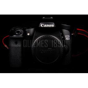 Canon Eos 70d Como Nueva + Memoria + Wifi