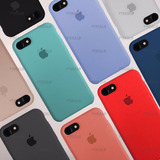Funda Protector Silicon Case Iphone 5 5s Se 6 6s 7 8 Plus X