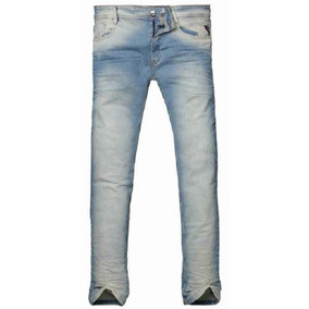 Jean Slim Fit Ambass Lighty Blue Raiders (8019081)