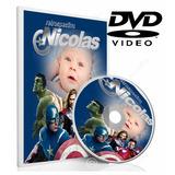 Retrospectiva Animada Com Temas Infantis Em Dvd Ou Download