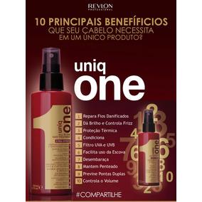 2 Und. Uniq One Revlon Tratament 10 Em 1 - 150ml . Original