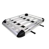 Parrilla Portaequipajes De Aluminio 60 Kls. Incluye Barras