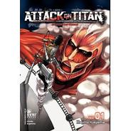Manga, Kodansha, Attack On Titan  Vol 1. Ovni Press