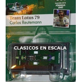 Lotus 79 Carlos Reutemann 1979 #2 - Leyendas De La F1 1/43
