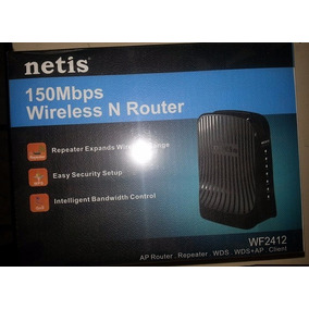 Router 150mbps Wireless N Netis Wf2412