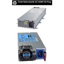 Kit Fonte Redundante Servidor Hp Ml30 503296-b21 822607-b21