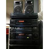 Equipo Audio Aiwa El Mejor Completo Y Funcionando