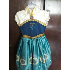 d0a61af22310b Disfraz Frozen Original Coronacion - Disfraces y Cotillón en Mercado ...
