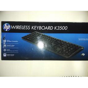 Teclado Nuevo K3500 Hp Inalambrico (original)