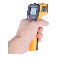 Termômetro Sem Contato Para Refrigeração -50 A +400°c