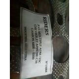 Junta Multiple Esc Y Adm Chevrolet Apache C10 Camiones